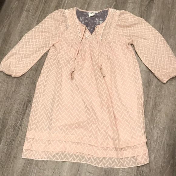 98b80575b3bea Anthropologie Dresses & Skirts - Anthropologie One September Anwen Peasant  Dress XS